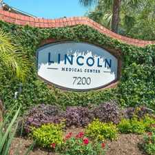 Rental info for Lincoln Medical Center