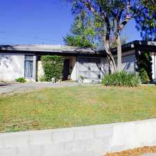 Rental info for 16443 Index Street