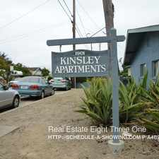 Rental info for 1901 Kinsley Street