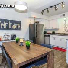 Rental info for $849 2 bedroom Apartment in Tempe Area in the University Heights area