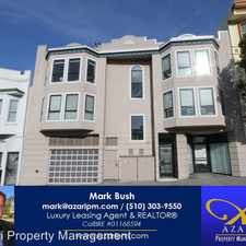 Rental info for 5264 3rd St. #303 in the Bayview area