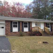 Rental info for 1126 Williams Dr