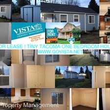 Rental info for 9712 Croft St. S
