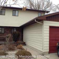 Rental info for 2141 & 2151 W Iliff Ave - 2141