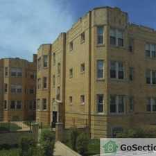 Rental info for THIS IS A SPACIOUS 2 BEDROOM, 1 BATH UNIT THAT HAS BEEN NEWLY RENOVATED AND MOVE-IN READY! in the West Englewood area