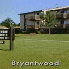 Rental info for Bryant Wood Apartments