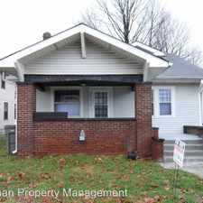 Rental info for 3307 E 25TH in the Indianapolis area