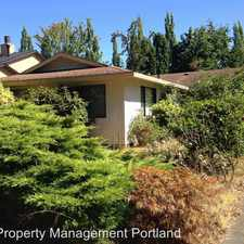 Rental info for 12690 SW Tarpan Drive in the South Beaverton area