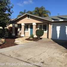 Rental info for 5670 10th Street