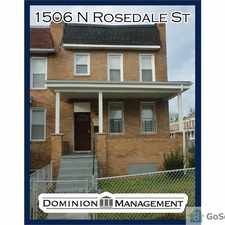 Rental info for New Appliances! New Carpet! 2 Bedrooms + Den. Sign a 2 year lease for only $500 security deposit in the Rosemont area