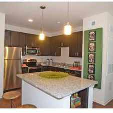 Rental info for 1 Bed - Tattersall Apartments
