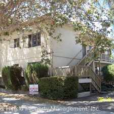Rental info for 1133 Newhall Street Unit 6 in the San Jose area