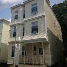 Rental info for 26 DARLING STREET - 3 in the Boston area
