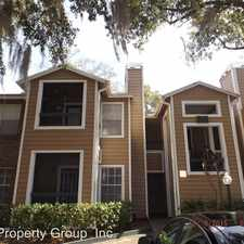 Rental info for 4401 Thornbriar Ln Unit 102 in the Orlando area