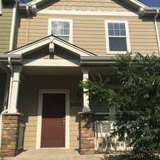 Rental info for 3422 Shrikes Tail Heights