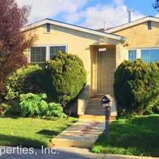 Rental info for 1413 Neilson Street in the 94702 area