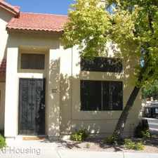 Rental info for 3921 W Ivanhoe #178 in the Chandler area