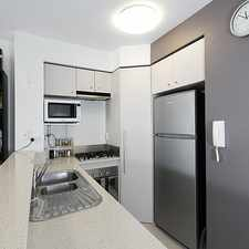 Rental info for MODERN, CONVENIENT & AFFORDABLE 1 BEDROOM UNFURNISHED UNIT! in the Fortitude Valley area