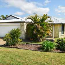 Rental info for *APPLICATION APPRIVED* - FOUR BEDROOM FAMILY HOME IN THE PARKLAKES ESTATE in the Sunshine Coast area