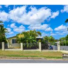 Rental info for Perfect Family Home! in the Rockhampton area
