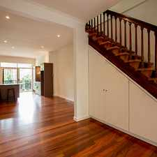 Rental info for HOLDING FEE TAKEN in the Woollahra area