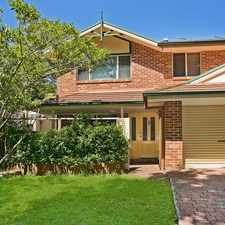 Rental info for APPLICATION APPROVED AND DEPOSIT TAKEN in the Macquarie Park area