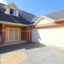 Rental info for Modern Townhouse! in the Sydney area