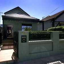 Rental info for WELL PRESENTED THREE BEDROOM HOME in the Sydney area