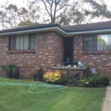 Rental info for Great Cul-De-Sac Location in the Sydney area