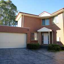 Rental info for SPACIOUS MODERN RESIDENCE AND CLOSE TO EVERYTHING. in the Melbourne area