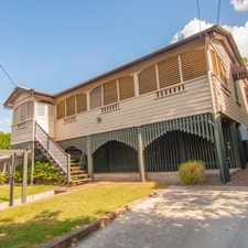 Rental info for SPACIOUS QUEENSLANDER in the Kelvin Grove area