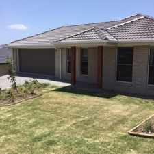 Rental info for SPACIOUS 4 BEDROOM HOME WITH GREAT YARD in the Gold Coast area