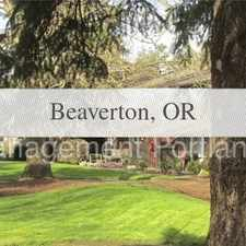 Rental info for Bright Beaverton, 1 bedroom, 1 bath for rent in the Vose area