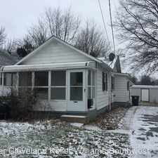 Rental info for 386 Dennison Ave