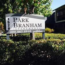 Rental info for 1520 Branham Lane in the San Jose area