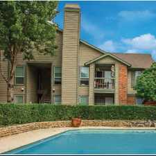 Rental info for Bellevue at Windcrest in the San Antonio area