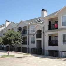 Rental info for 5501 Lakeview Pkwy. in the Rowlett area