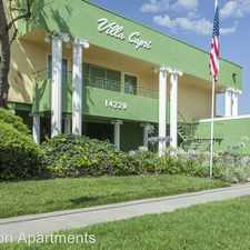 Rental info for 14220 Francisquito Avenue in the West Puente Valley area