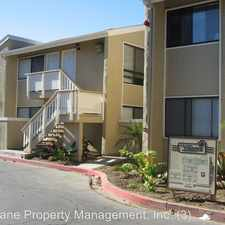 Rental info for 518-524 W. Canon Perdido/924 San Pascual in the West Downtown area