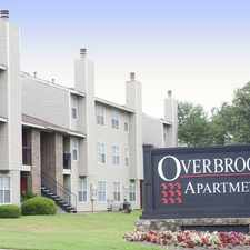 Rental info for Overbrook Apartments in the Little Rock area