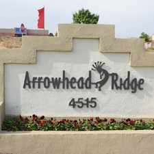 Rental info for Arrowhead Ridge Apartments in the Rio Rancho area