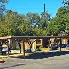Rental info for South 1st and Lightsey in the Austin area