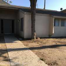 Rental info for 1776 W. Olive Ave.