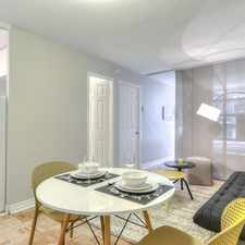 Rental info for Le 1444 Mackay in the Montréal area