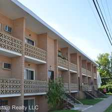 Rental info for 1015 Afton St.