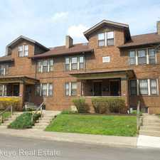 Rental info for 160-166 W. Northwood Ave in the The Ohio State University area