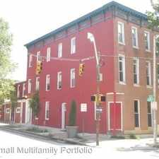 Rental info for 2031 Saint Paul Street in the Barclay area