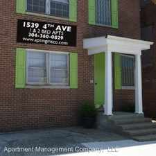 Rental info for 1539 4th Ave