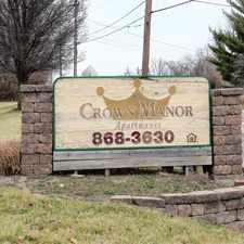 Rental info for Crown Manor Apartments