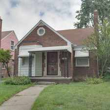 Rental info for 15010 Whitcomb Avenue in the Cerveny area